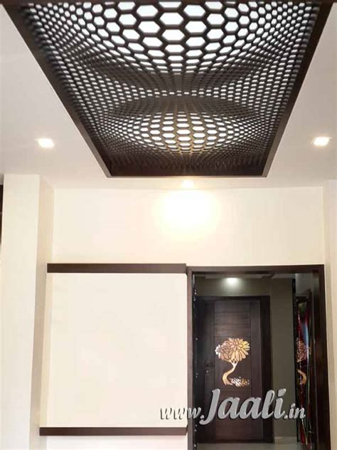 Mdf Ceiling Designs jaali concepts
