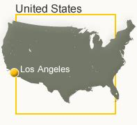 Map Of The United States Los Angeles | the los angeles regional conference bah 225 237 world news