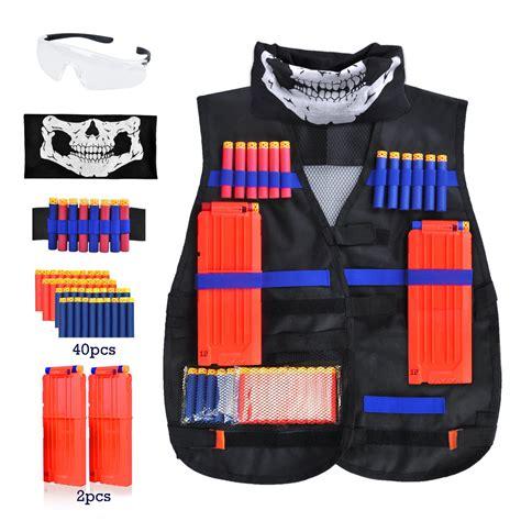 Nerf Vest tactical vest loyo tactical vest jacket kit for nerf