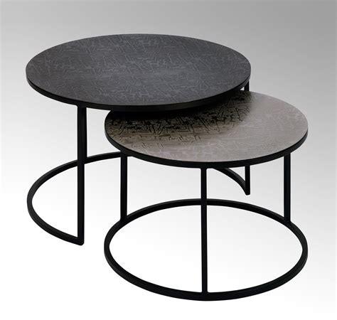 cafe tavolino maddox set di lambert tavolini impilabili home decor