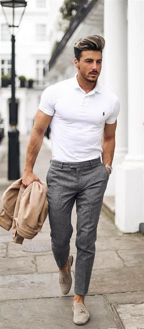 minimal business casual outfits  men exquisite