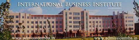List Of Greater Noida Mba Colleges by Ibi Greater Noida International Business Institute Gr Noida