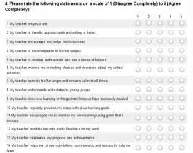 feedback program 8 education