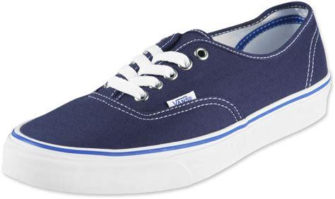 Vans Authentik vans authentic shoes blue white