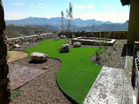 synthetic grass cost shiprock new mexico landscaping