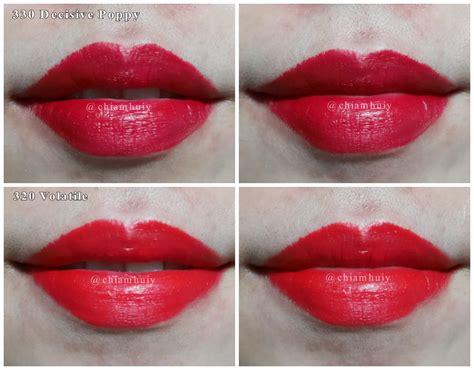 Estee Lauder Matte Liquid Lipstick estee lauder colour envy matte lipsticks swatches