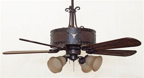 western ceiling fans with lights copper canyon laramie ceiling fan rustic lighting fans