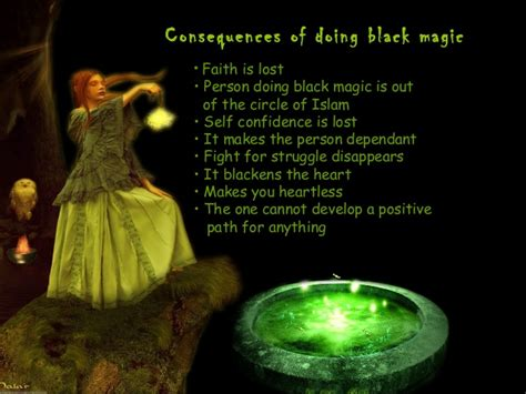 black magic black magic presentation