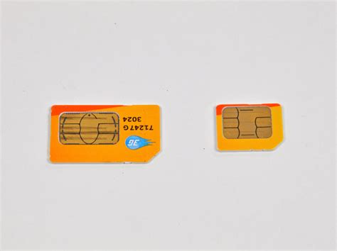a sim card into a micro sim micro sim not compatible with the story by the
