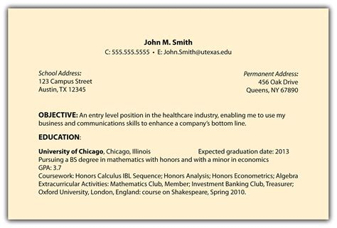 Sample Resume Objectives For Biology Majors by Step 2 Create A Compelling Marketing Campaign Part I R 233 Sum 233
