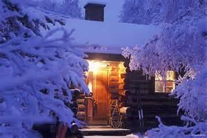 Ski Cabin Holidays by Lapland Ski Holidays Northern Lights Ski Lapland
