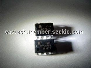 Diskon Ic Tny264pn Line Switcher tny266pn china mainland integrated circuits