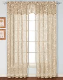 Sheer Window Curtains Sheer Curtains Oyster Country Style Curtains