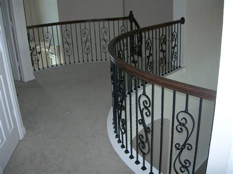 rod iron banister wrought iron balusters qnud