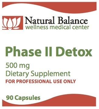 Prothera Detox by Basic Phase Ii Detox 90ct Prothera Klaire