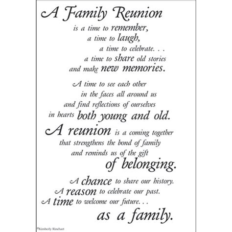 Printable Family Reunion Quotes | 404