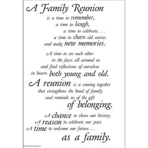 Printable Family Reunion Quotes | 404