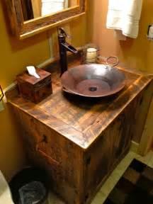 Rustic bathroom sink ideas rustic furniture portfolio