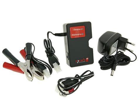 Motorrad Batterie Mit 4 Ere Laden by Batterie Ladeger 228 T Erhaltungsger 228 T Speeds El300 F 252 R 12v