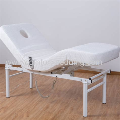 comfortable electric bed adjustable bed beauty bed manufacturers  suppliers  china