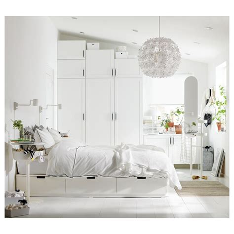 platsa wardrobe   doors white sannidal white ikea