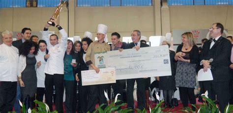 ipsar carlo porta gran trofeo d oro della ristorazione trionfano i giovani