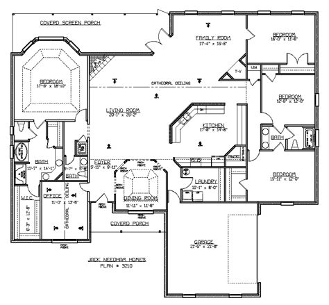 Tropicana Homes Floor Plans by 4 Bedroom Floor Plans 4 Room House Plans Home Plans