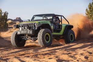 Jeep Trail Jeep Concepts From 2016 Easter Jeep Safari Page 1 Ar15