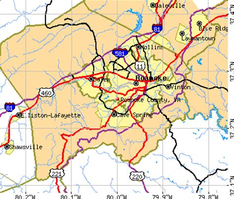 Roanoke County Property Records Roanoke County Virginia Detailed Profile Houses Real Estate Cost Of Living Wages