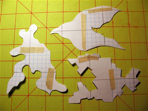 how to make a tessellation with an index card project 68 tessellations prime number