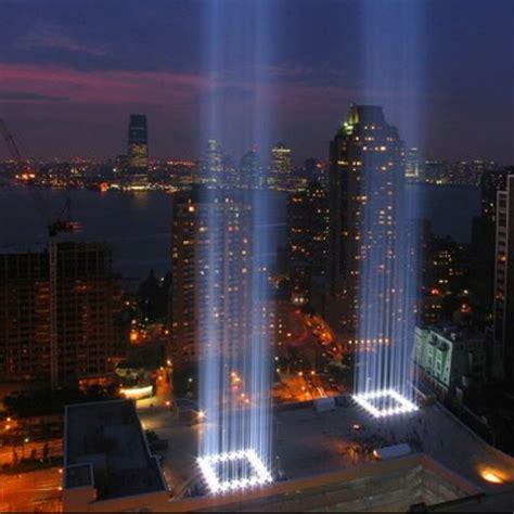 world trade center light memorial local flavor new