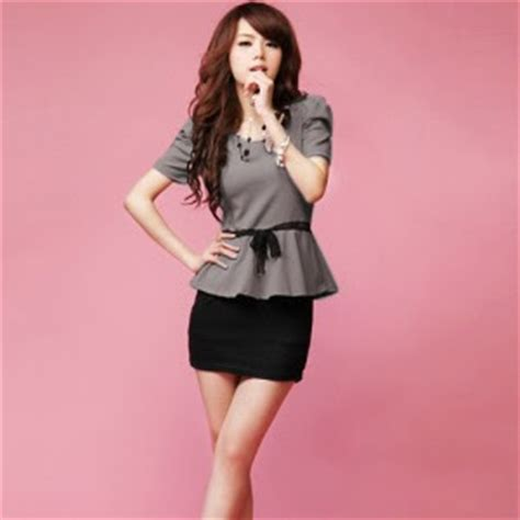 casual model girl fashion style shirt fashion girls korea 2013