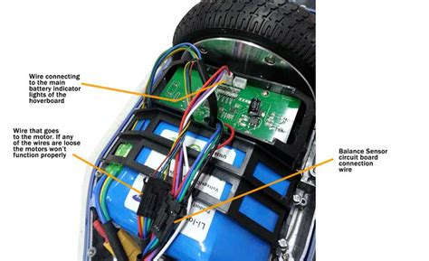 hoverboard blinking green light hoverboard wiring diagram 25 wiring diagram images