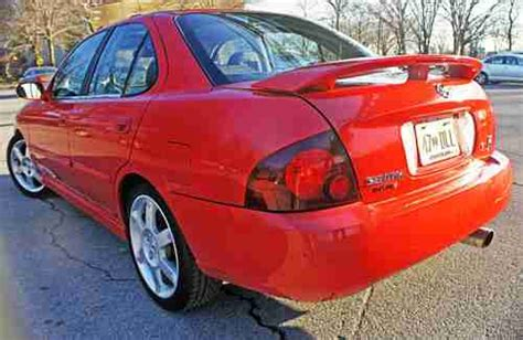 automotive service manuals 2004 nissan sentra parental controls buy used 2004 nissan sentra se r spec v rare v6 3 5l fast sedan dvd lcd radio loaded in astoria