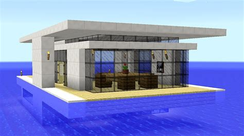 how to build a house minecraft how to build a modern floating house youtube