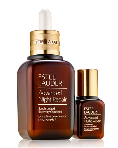 Estee Lauder Anr Ii Limited Edition 50ml estee lauder limited edition advanced repair set