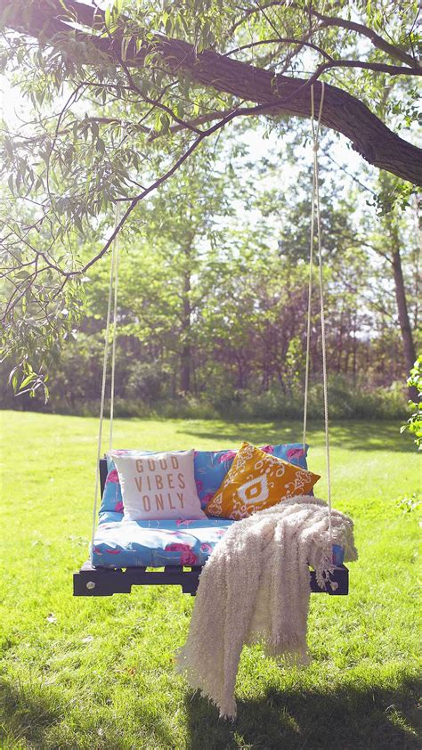 diy porch swing bed 13 dreamy diy porch swing bed ideas style motivation