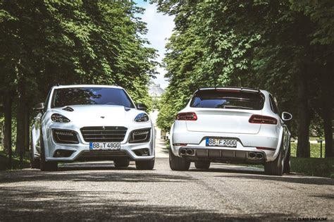 Porsche Macan Magnum techart magnum turbo macan eaters of roads auto class