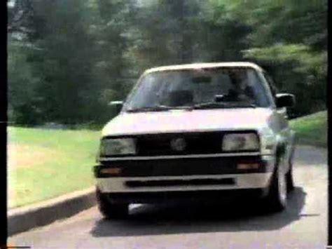 farfegnugen volkswagen volkswagen fahrvergnugen commercial 1991
