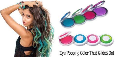 Huez Hair Chalk Pewarna Rambut Praktis Buy Huez Temporary Hair Chalk Pewarna Rambut Instant