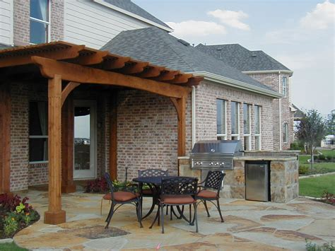 Patio Arbor by Arbor Patio Designs
