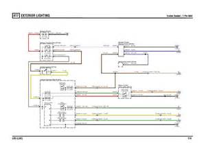 land rover lr3 trailer wiring diagram land land rover free wiring diagrams