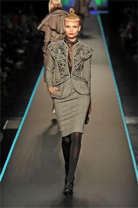 Haute Couture Jean Paul Gaultier Autumnwinter 2008 Collection by Jean Paul Gaultier Parigi Haute Couture Fall Winter 2008