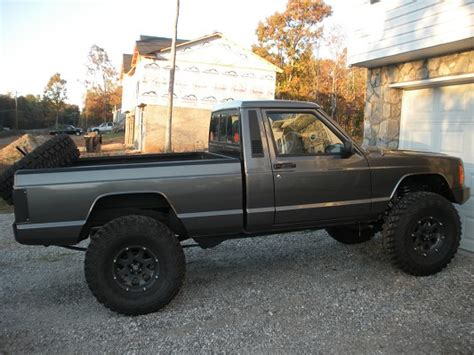 1988 jeep comanche custom 1988 jeep comanche 11 500 possible trade 100444022