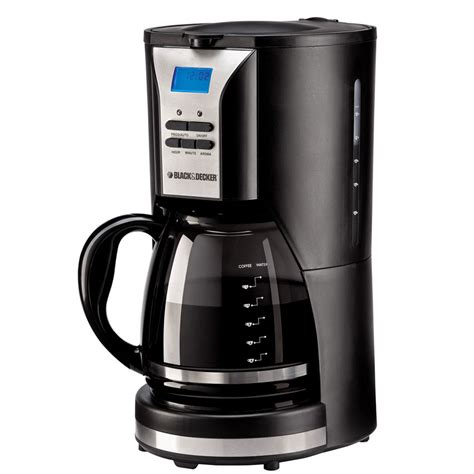 Black And Decker Dcm90 12 Cup 220 Volt Coffee Maker With