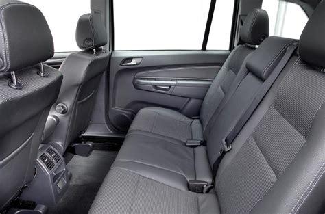 opel zafira interior vauxhall zafira 2005 2014 interior autocar