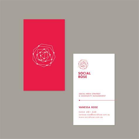design a rose logo logo design for social rose by audreylean design 3259999
