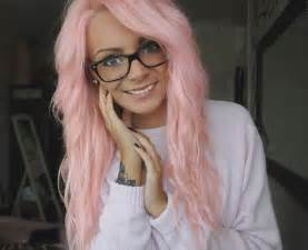 light pink hair color best 25 light pink hair ideas on pastel pink