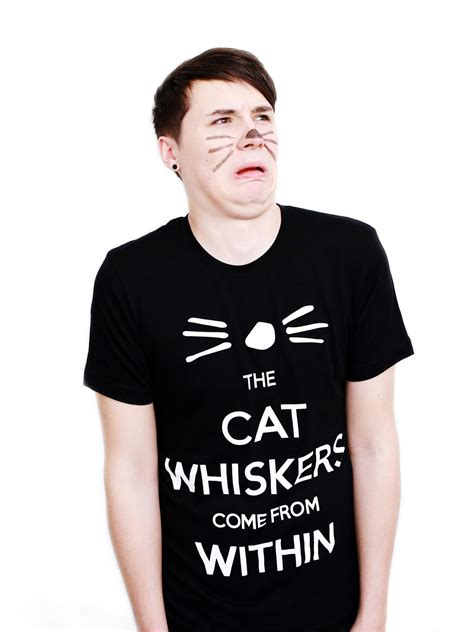 Tshirt Damn I My Boy Dilmb dan and phil whiskers design t shirt from danandphilshop