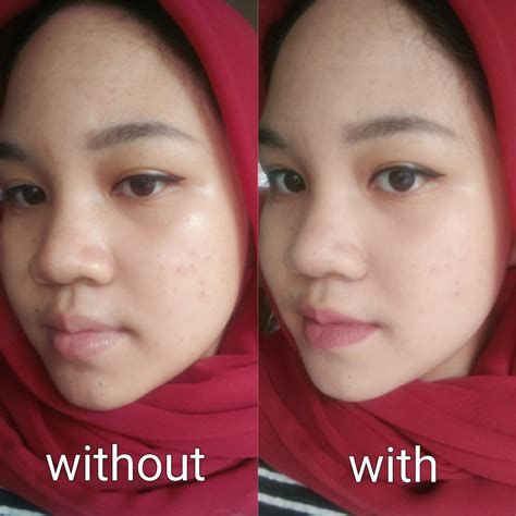 discover with putri caring by biokos skin care make up